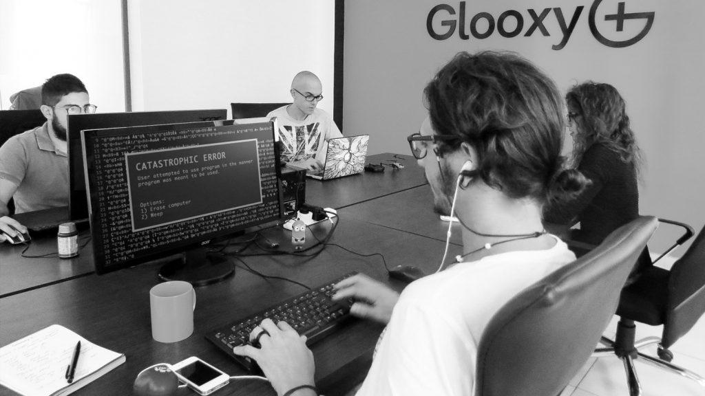 App Development on Glooxy